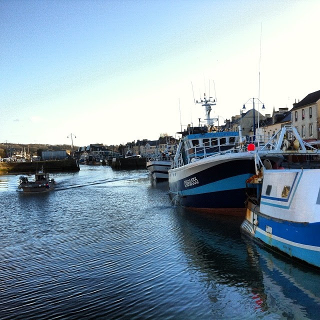 Port-en-Bessin #normandy