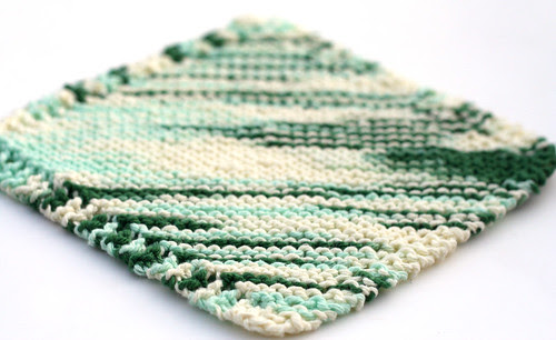 Yet another dishcloth.