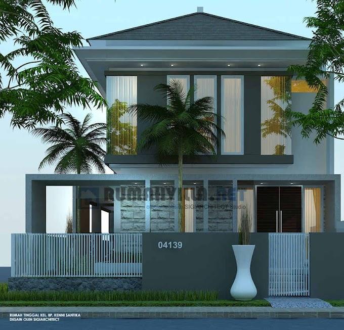 Rumah Minimalis Pojok Terbaru   Ide Rumah Minimalis