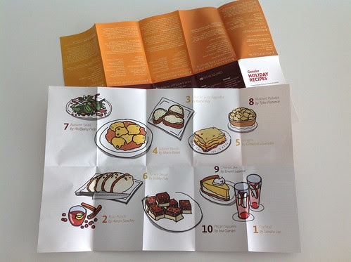 Thanks, recipes and illustrations by douglaswittnebel