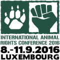 International Animal Rights Conference 2014 in Luxembourg