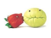 fruits et legumes tordus