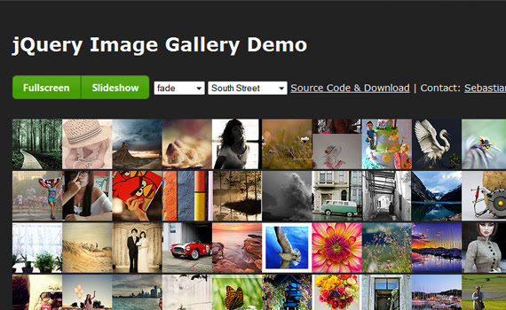 Image-gallery-new-cool-jquery-plugins-2011