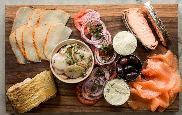 comida judaica
