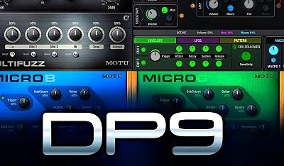 MOTU - Digital Performer 9.51 x86 x64 - Full Version