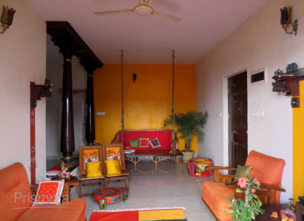 Traditional Indian Interiors: Archaana Aleti Interior ...