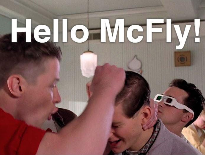 Hello Mcfly Picture Quotes