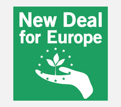 logo new deal 4 europe