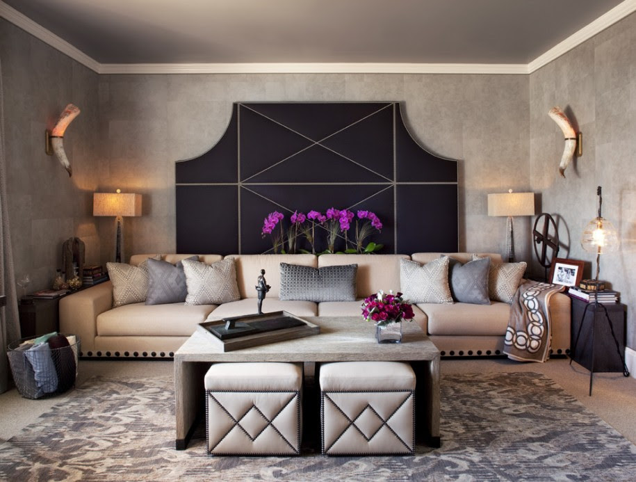 ottoman-coffee-table-with-decorative-pillows-on-the-sofa ...