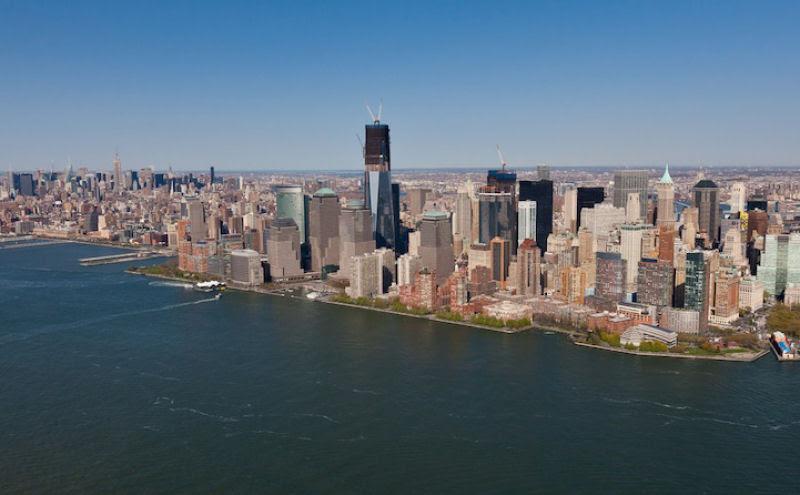 Fotos marcantes mostram a cidade de Nova Iorque ontem e hoje 16