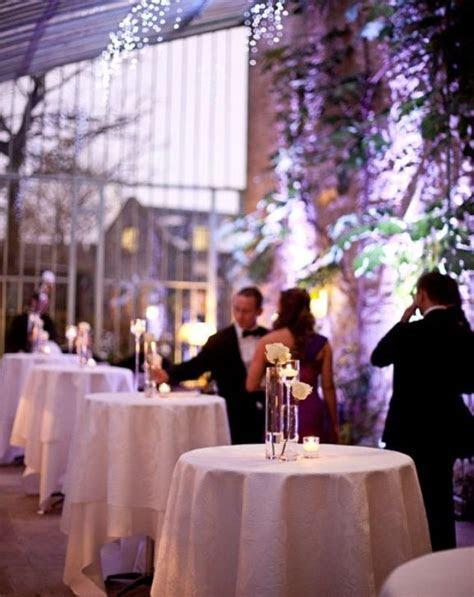 Wedding Cocktail Hour Decorations   Weddings Romantique