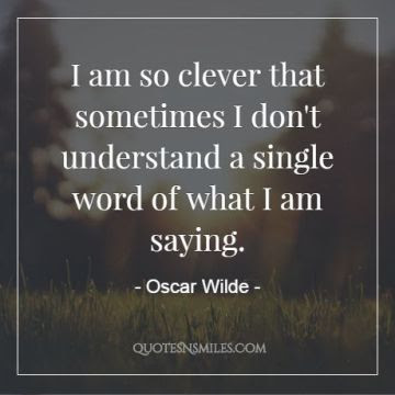 70 Brilliant Oscar Wilde Quotes Famous Quotes Love Quotes