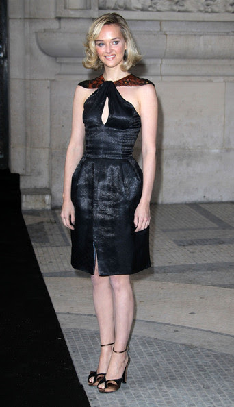 Jess Weixler - Jess Weixler at the Giorgio Armani Prive fashion show during Paris Haute Couture week