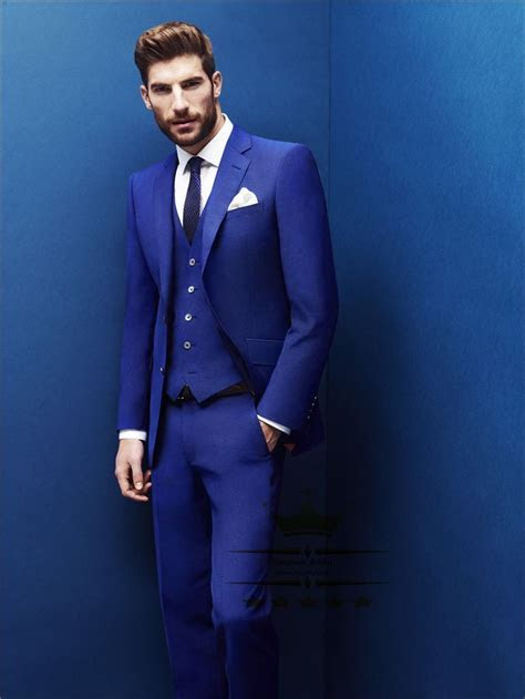 Find More Suits Information about Costume home Royal Blue