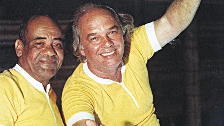 Criadores do trio elétrico, Dodô e Osmar serão lembrados na homenagem - Foto: Mario Luiz Thompson | Folhapress