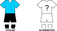 Uniforme Selección Caazapeña de Fútbol