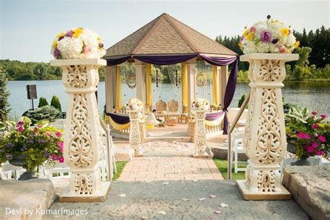 Ontario, Canada Hindu Sikh Fusion Wedding by Devi by