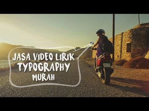 Jasa Pembuatan Video Lyric Murah dan Keren