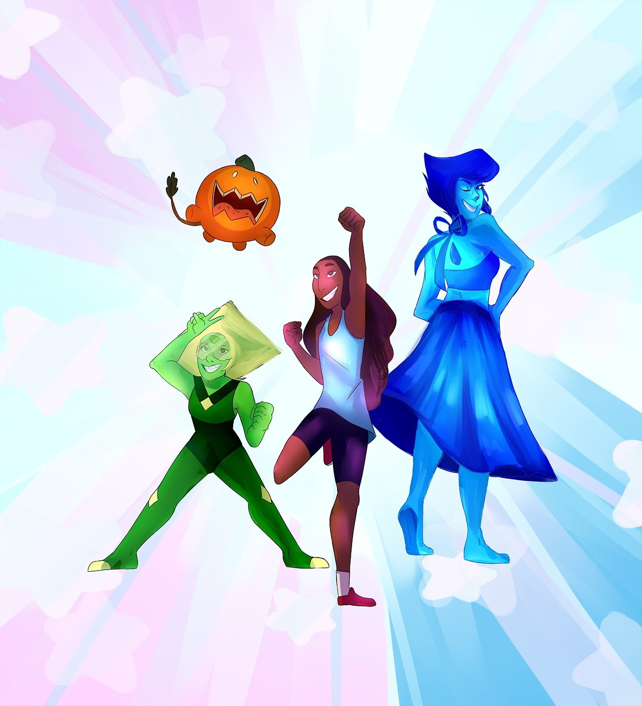 The Crystal Temps!
