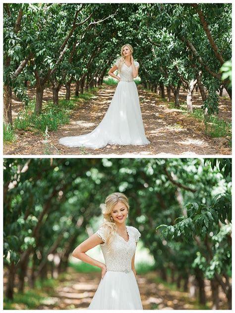 Best 25  Modest wedding gowns ideas on Pinterest   Modest