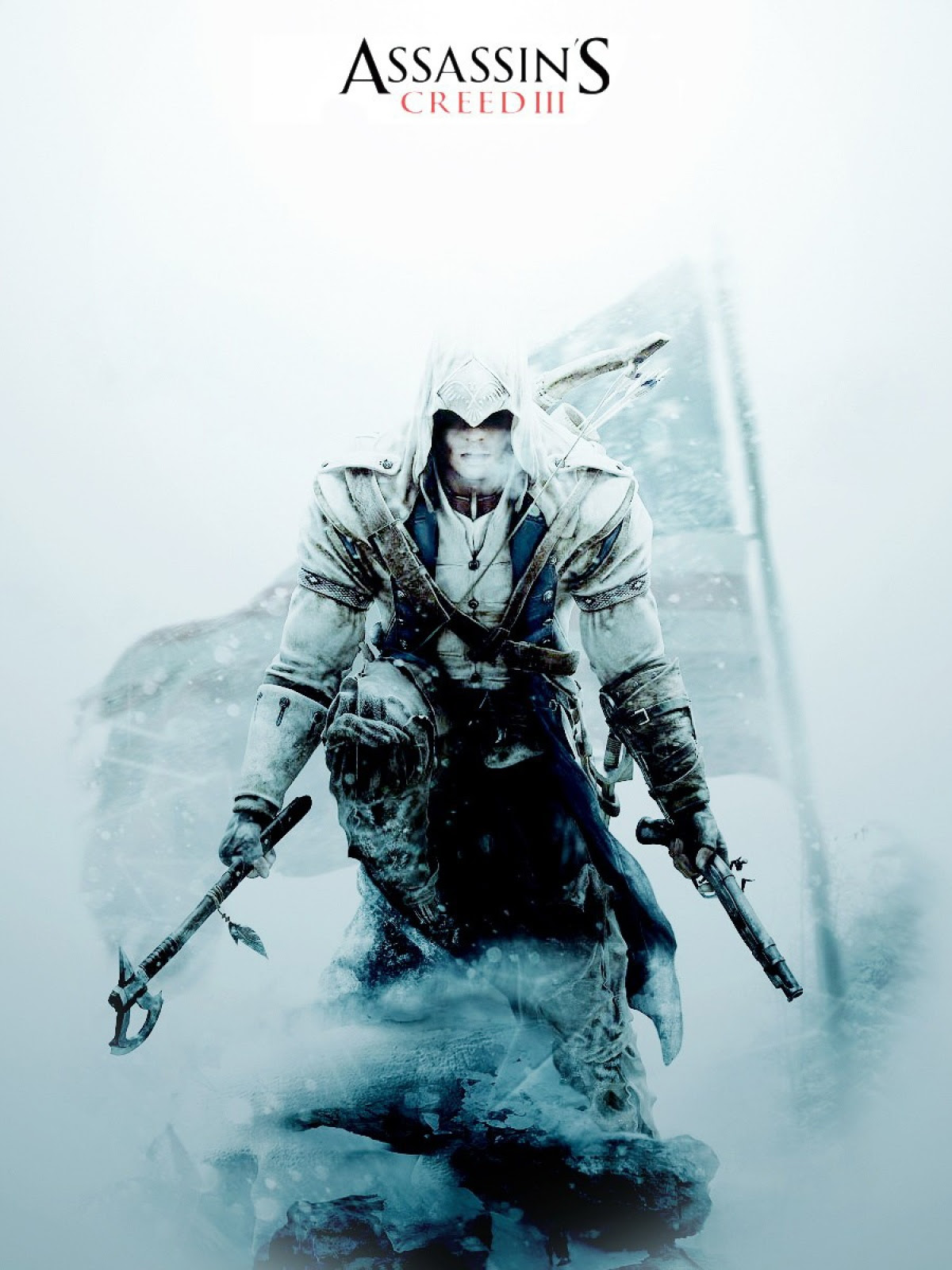 Assassins Creed Iii Mobile Wallpaper Mobiles Wall