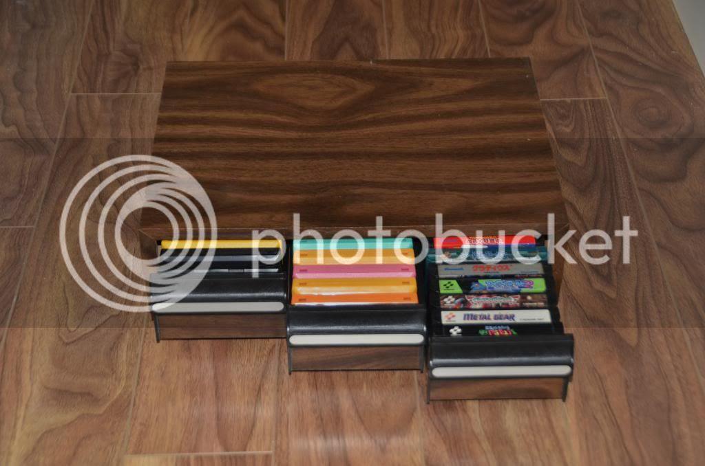 famicom cassette drawer