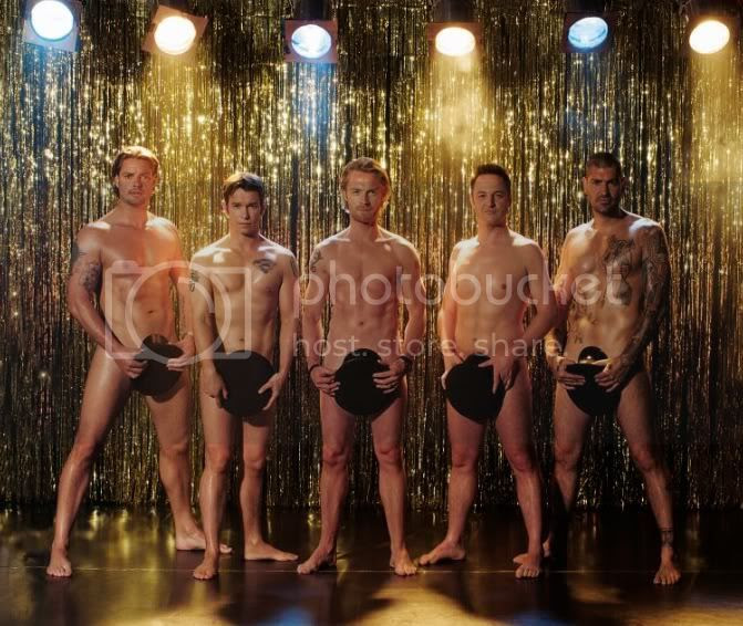 Boyzone Naked