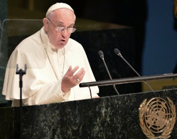 Francis at the UN