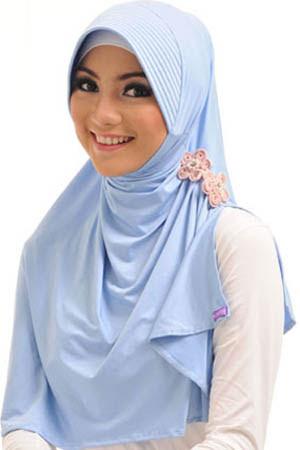 Jilbab Cantik Modis El Zatta