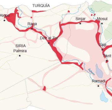 Quién es quién en la guerra en Siria