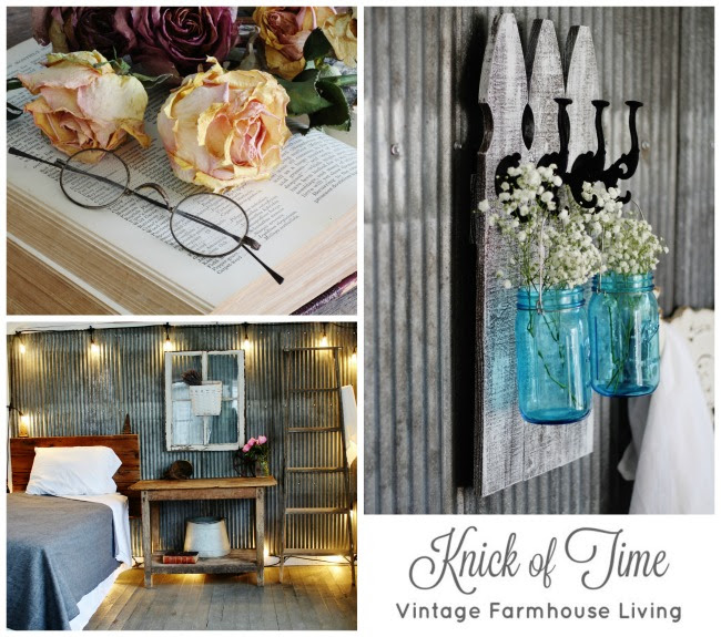Knick of Time Vintage Farmhouse Living - KnickofTime.net
