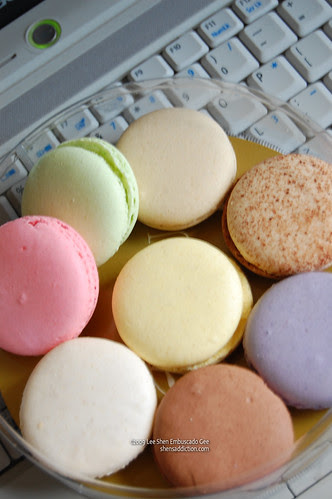 bizu macaroons by you.