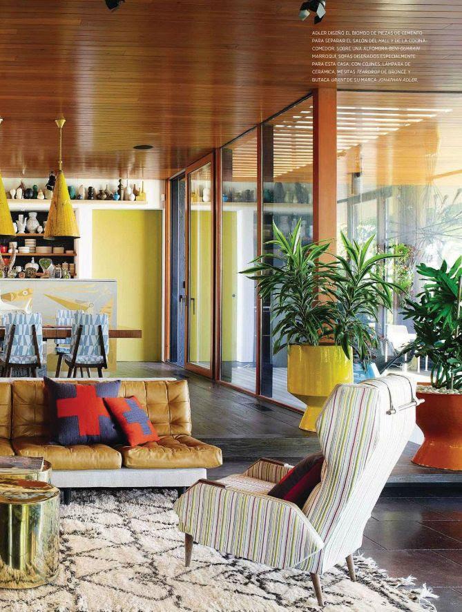 25 Midcentury Living Room Design Ideas - Decoration Love