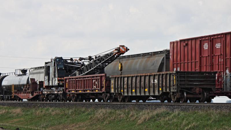 CN 50472 near Winnipeg
