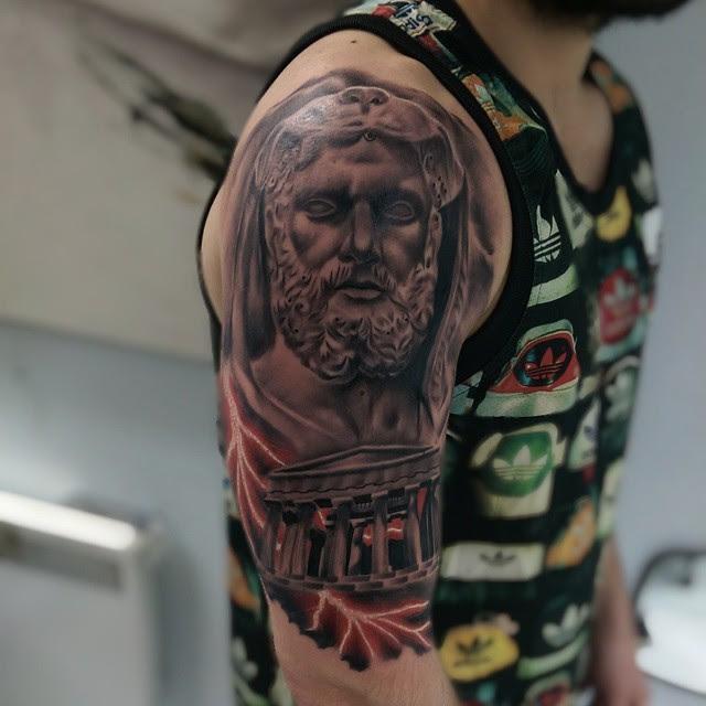 65 Perfect Greek Tattoos