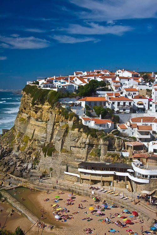 ♥ Simply Beautiful ♥ Azenhas do Mar, Lisbon Region, Portugal