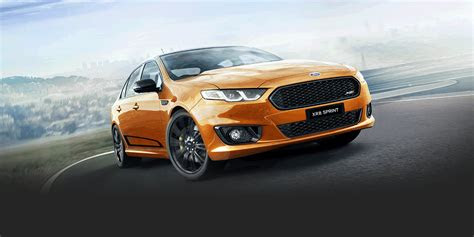 ford falcon xr sprint specifications released mm