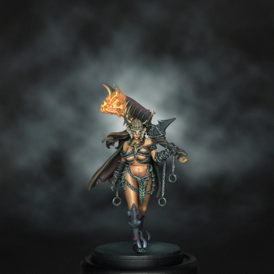 Kingdom Death: Forsaker Advanced Painting Guide