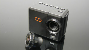 CamOne Infinity Is the First Action Cam With Interchangeable Lenses