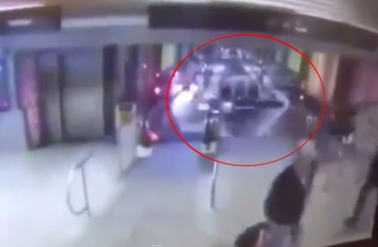 Βίντεο που κόβει την ανάσα: Η στιγμή του εκτροχιασμού στο Σικάγο!