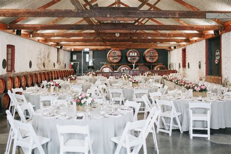 Best venues for a winery wedding in South Australia