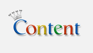 google is king and it values content