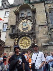 Jam Astronomi kat Old Town Square, Prague, Czech Republic