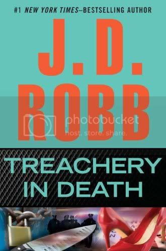 Treachery in Death Cover