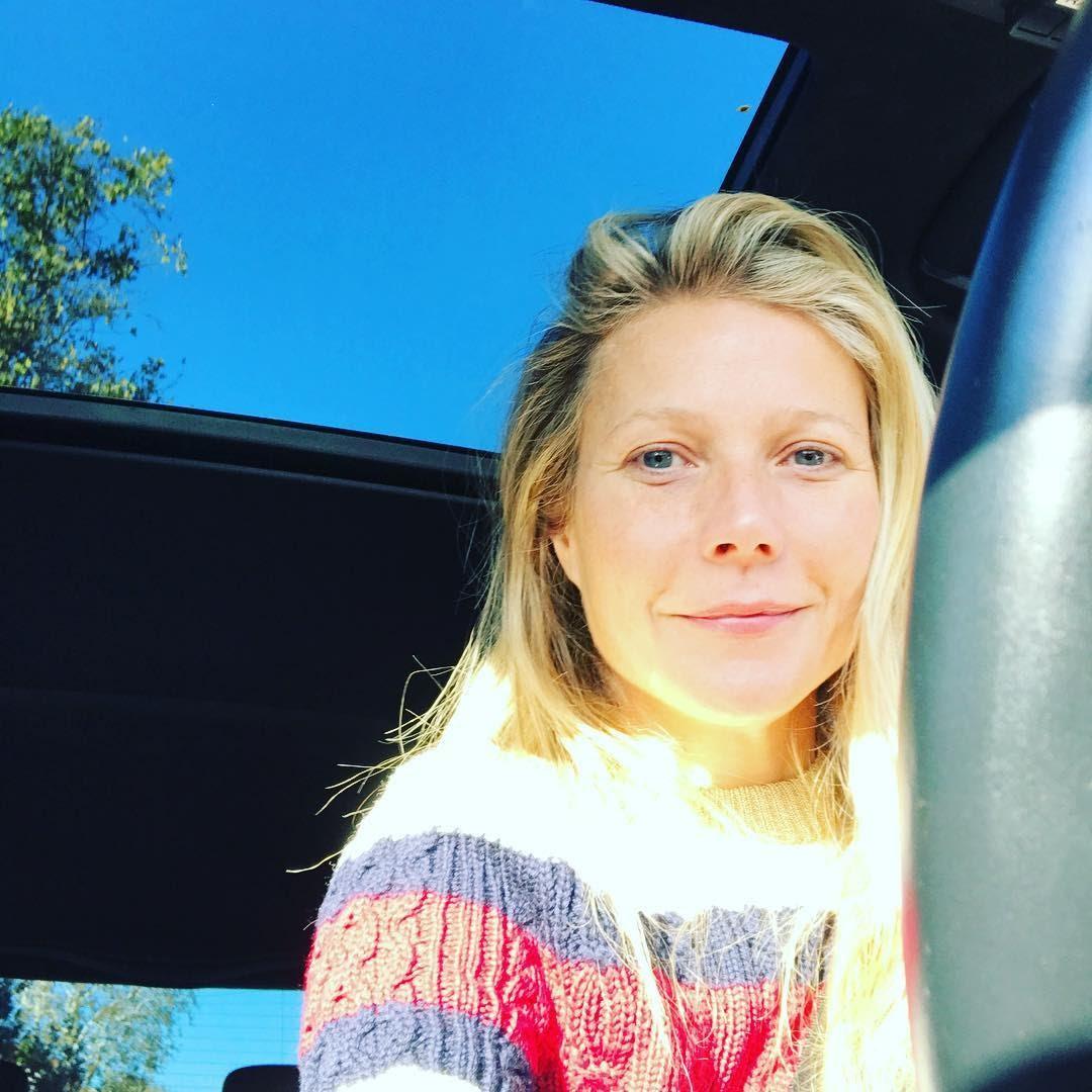 Gwyneth Paltrow impressiona por jovialidade