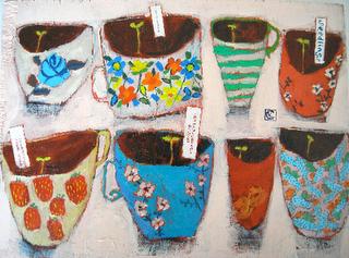 Vanessa Cooper via The art room plant