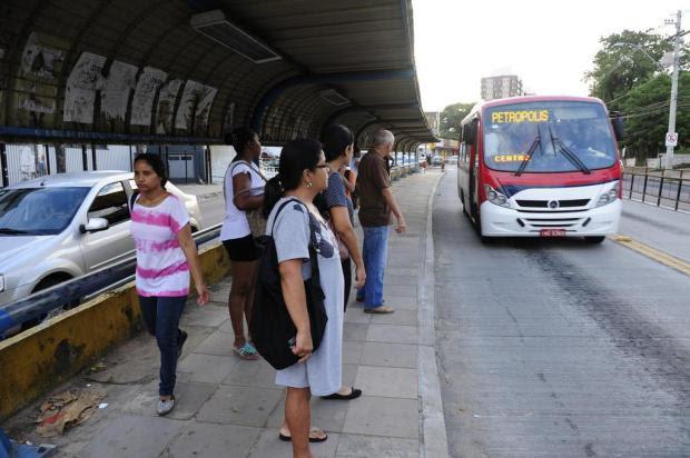 Justiça aumenta multa aos rodoviários e afirma que a prefeitura pode solicitar apoio diretamente à Brigada Ronaldo Bernardi/Agencia RBS