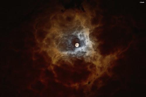 Luna 28102012 by Alejandro Bonilla