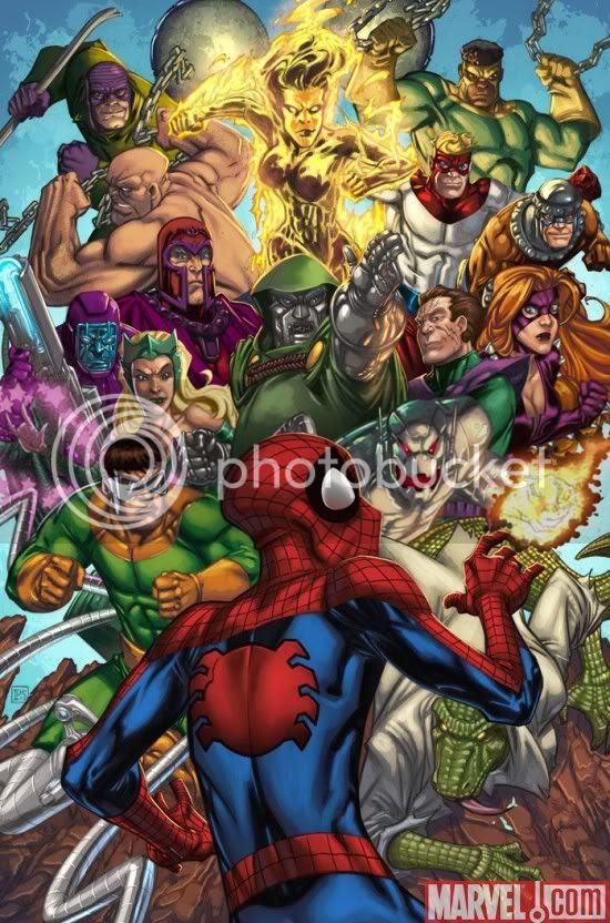 Spiderman Secret Wars