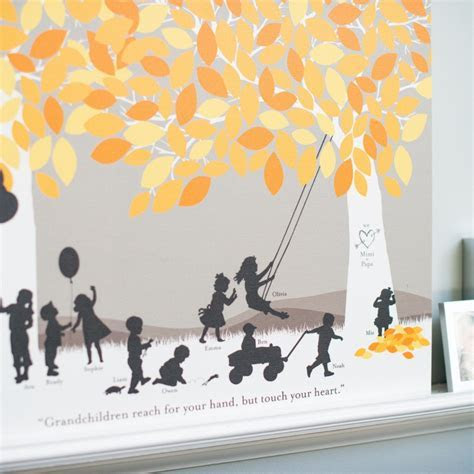 Grandchildren Art Print   76thandnewbury